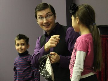 Children's Entertainer for Daycare Toronto